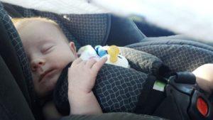 biztonsági gyerekülés autóba
